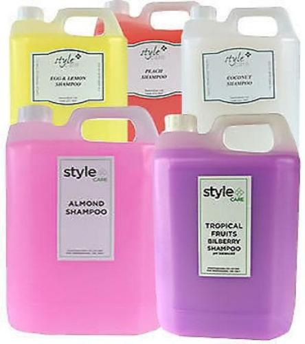 Peach Shampoo 4L