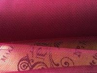 Maroon Tutu Net 6 Inch Wide Tulle Sold Per Metre