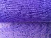 Purple Tutu Net Lightweight Tulle Craft Material