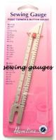 sewing gauges rulers