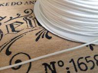 White Blind Cord 10m Light Pulls Roman Festoons Austrian Blinds 1.2mm