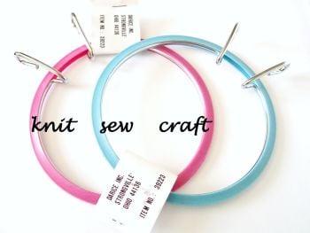 """Darice 5"""" Spring Tension Embroidery Hoop"""