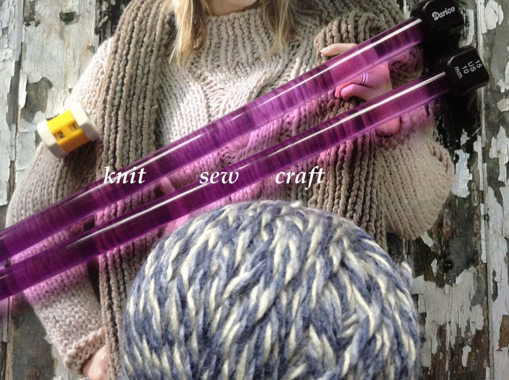 Darice Knitting Needles Sets