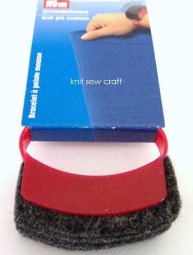 Prym Dressmakers Wrist Pin Cushion for Pins & Needles