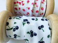 cherry patterned fabrics