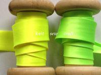 fluorescent bias fabrics
