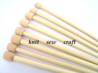 knitting needles set