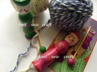 french knitting dollies