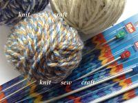 afghan knitting needles