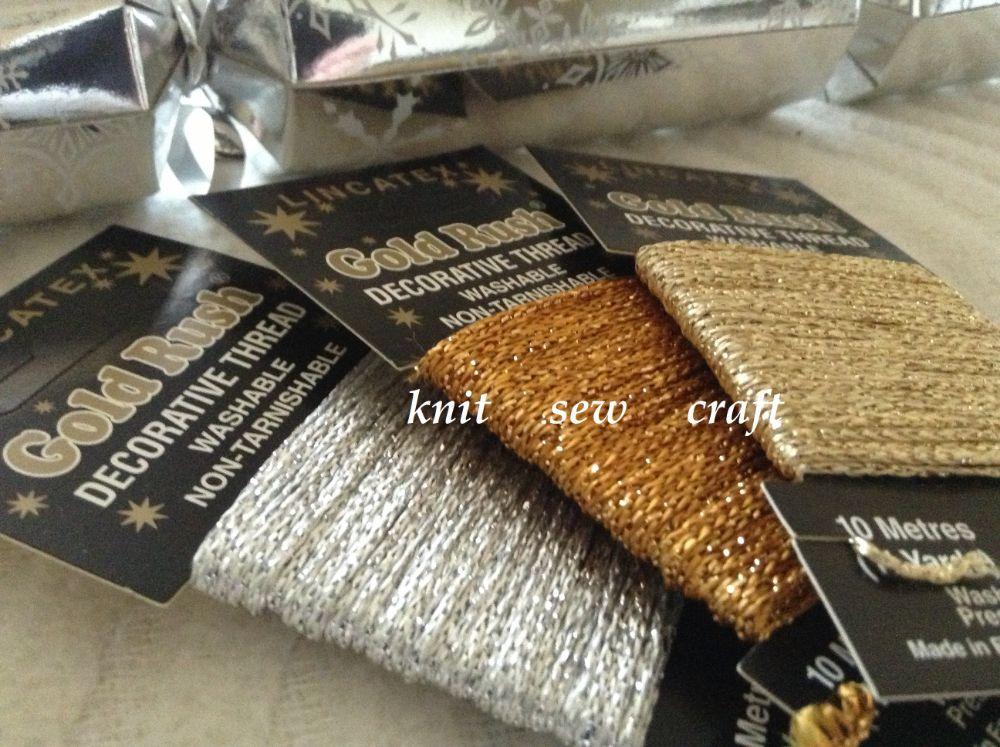 Metallic Sewing Thread