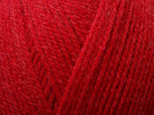 Robin Aran Knitting Wool 400g Matador Red