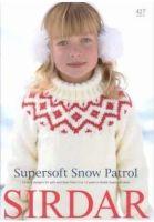 Sirdar Supersoft Aran Knitting Patterns Book 427