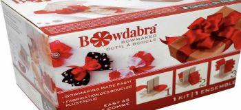 Darice Large Designer Bowdabra Bow Maker + DVD