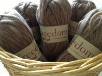 Twilleys Freedom Chunky Knitting Wool Light Brown 432