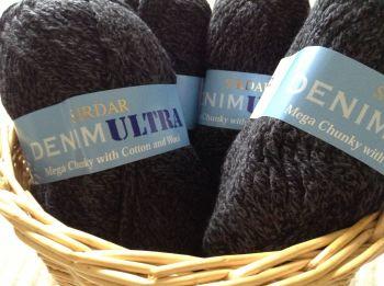 Sirdar Denim Ultra Mega Chunky Wool Vintage F025/644