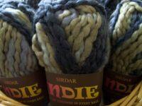 Sirdar Indie Flint Creek Super Chunky Knitting Wool 50g ball F062/169