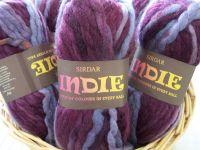 Sirdar Indie Knitting Wool Apache F062/150 Chunky Yarn