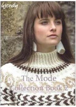 Wendy Mode Knitting Patterns Book 332 Chunky DK Aran Designs