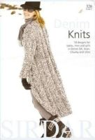 Sirdar Denim Knits Knitting Patterns Book 326