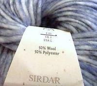 50g Sirdar Hug Drift Chunky Wool