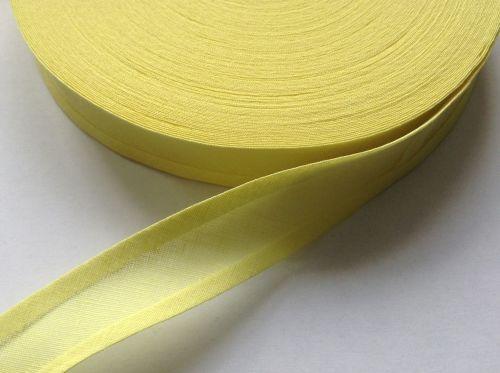 Yellow Fabric Trimming Tape