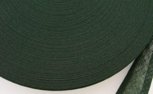dark green bias binding 100% cotton fabric trim