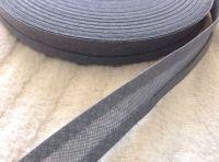 Dove Grey Bias Binding Tape