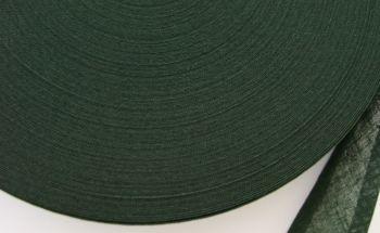 Dark Green Cotton Bias Binding