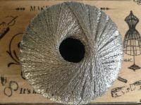 DMC Lumina Metallic Silver Crochet Thread
