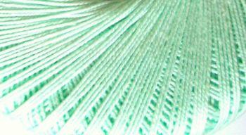 Mint Green Number 10 Ticket Crochet Cotton - Crochetta
