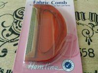 Fabric Comb Hemline