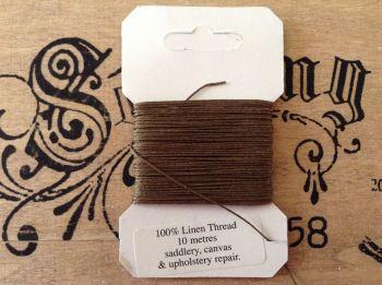 Stancraft Linen Thread Khaki