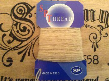 Light Beige Sock Darning Wool