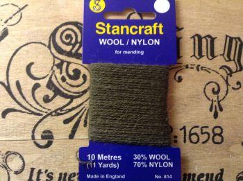 Darning Wool For Socks Knitwear - Stancraft Sage Green