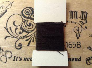 Brown Darning Wool - Stancraft Thread
