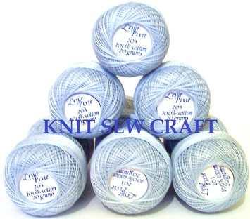 Crochet Cotton Thread Yarn Supplies Crochet Equipment