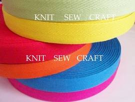 Cotton Tape Herringbone Webbing Tape India Tape