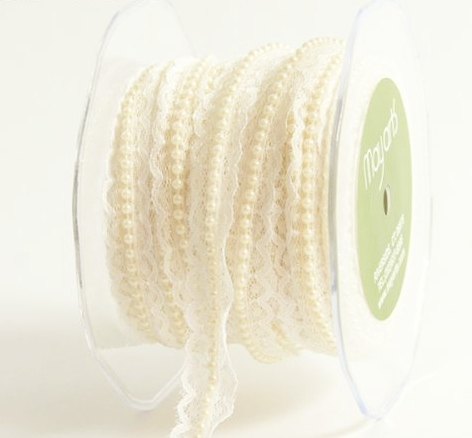 lace trimmings vintage ribbon sewing tape