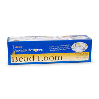 Darice® Jewellery Designer Bead Loom Kit Metal Loom for Beadcraft