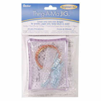 Darice Thingamajig Beginner Jewellery Craft Wire Kit