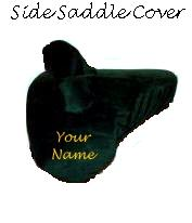 Fleece Side Saddle cover one size