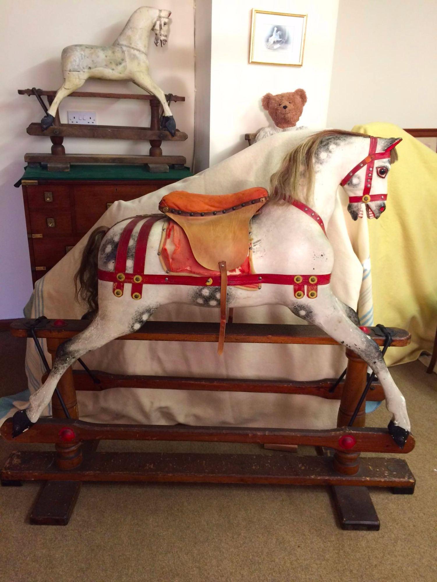 Medieval Tournament horse Lines