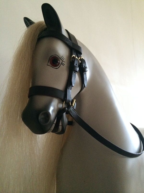 Sold - Pretty traditional rocking horse