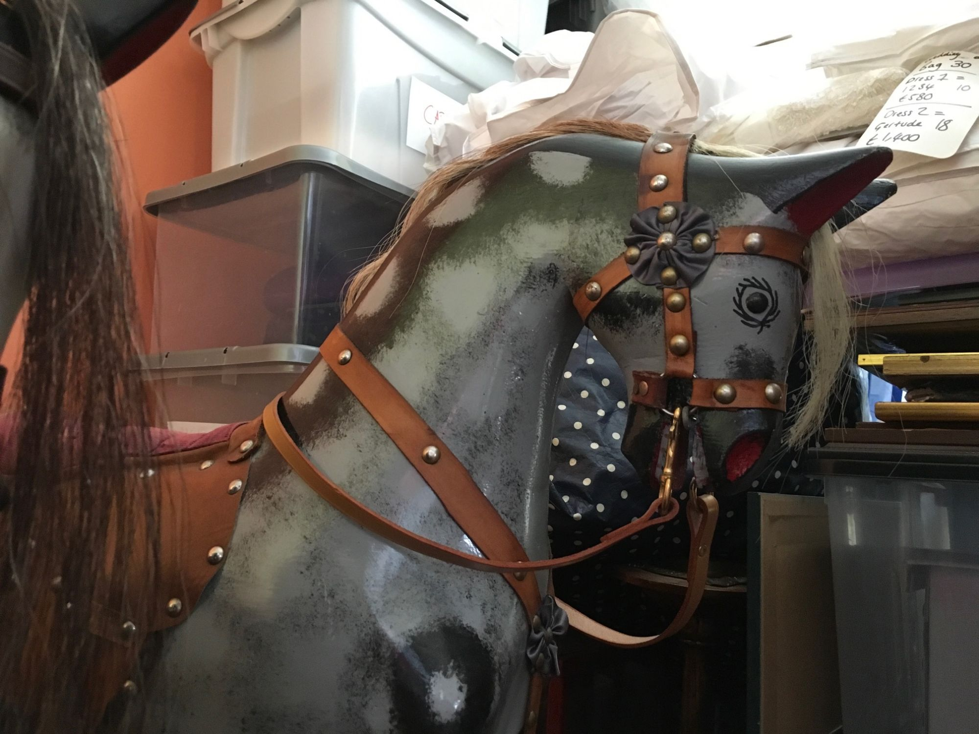 For Sale - Collinson & Son Rocking Horse