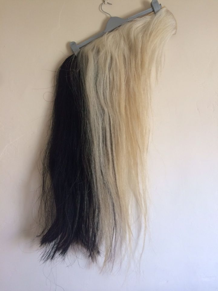 Rocking horse restoration horse hair for sale