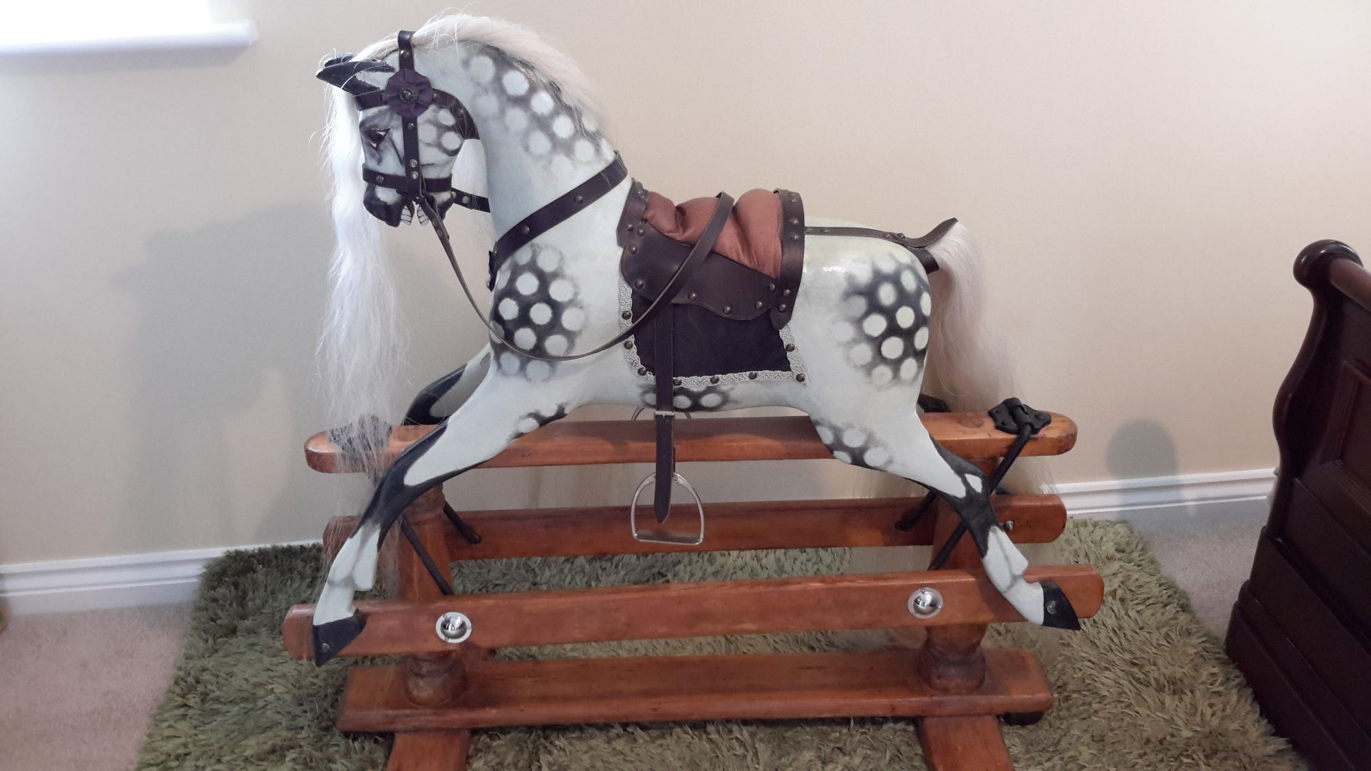 J R Smith Rocking Horse For Sale