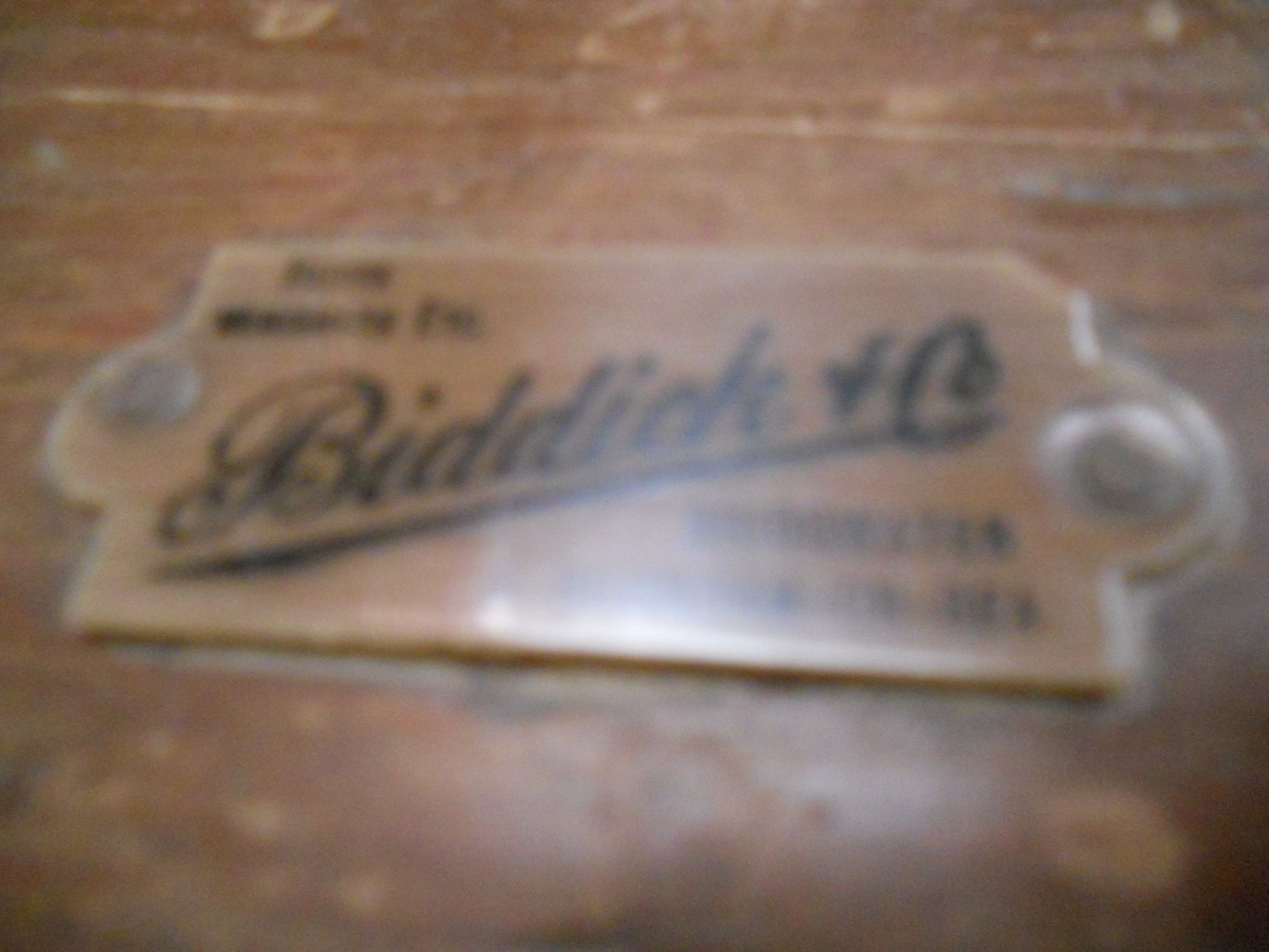 Lines brothers rocking horse nursery end seats original plaques / badges