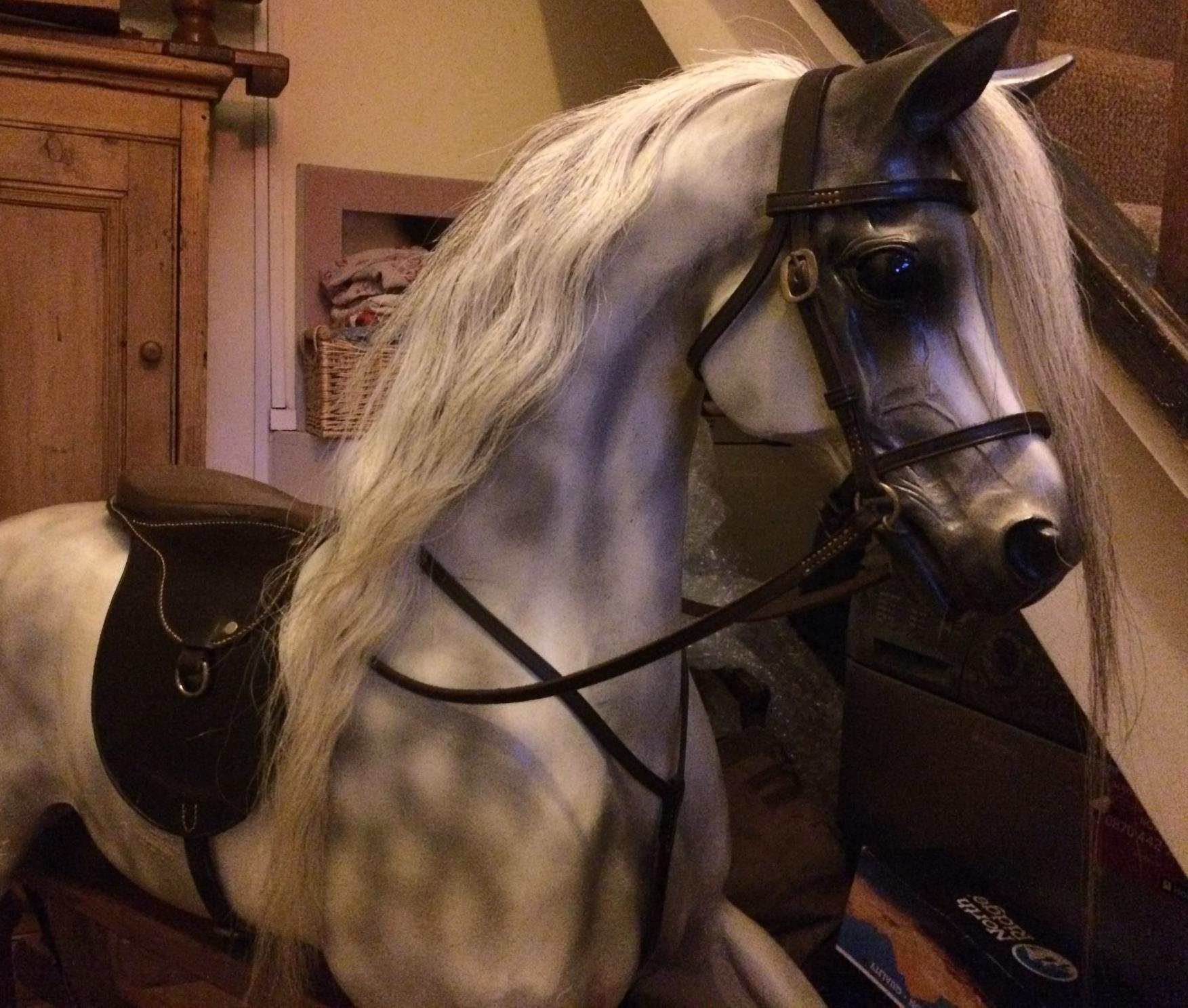 Harold Wakefield Rocking Horse