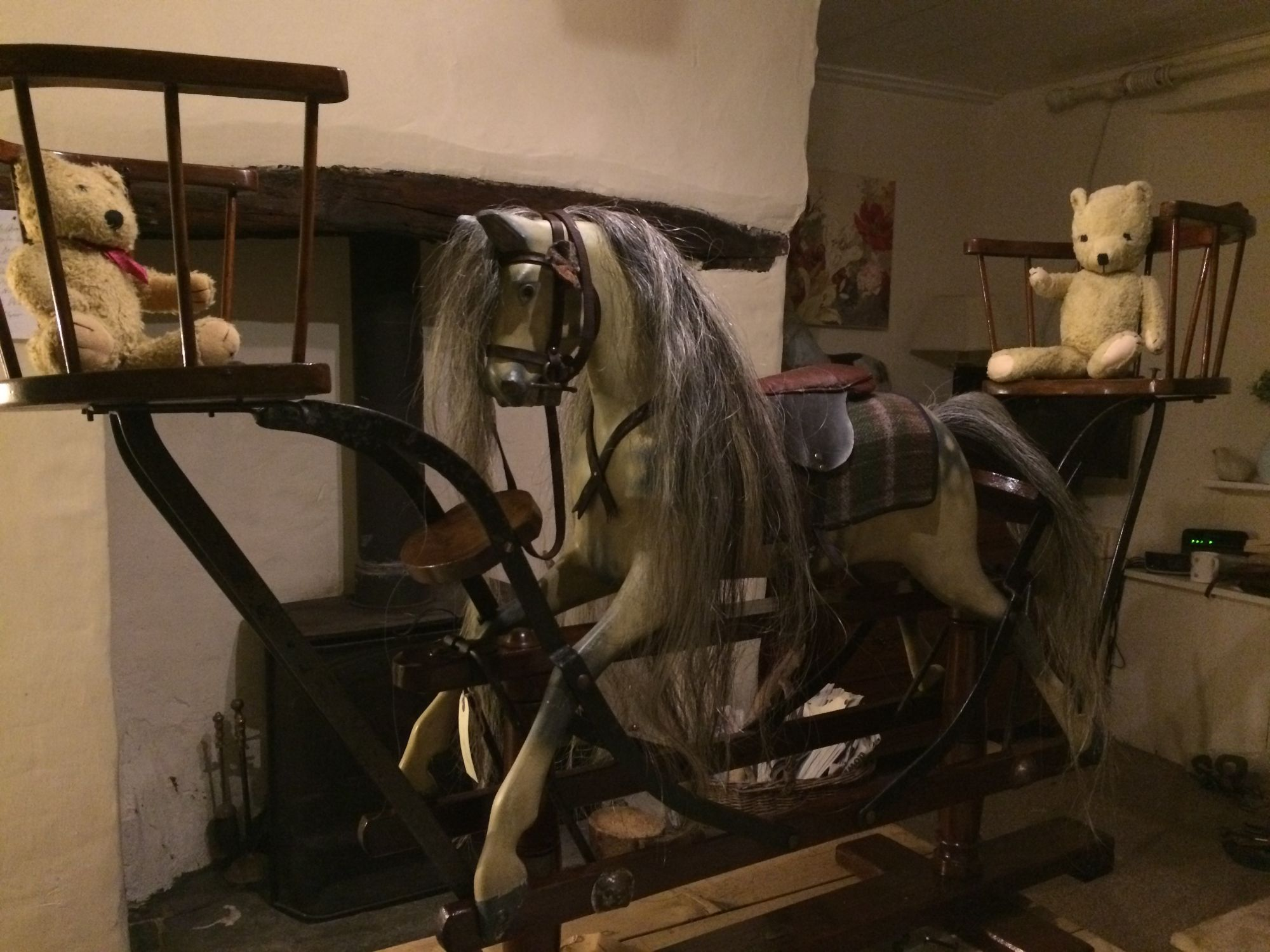 Sell a Rocking Horse or Hire a Rocking Horse, Contact Us