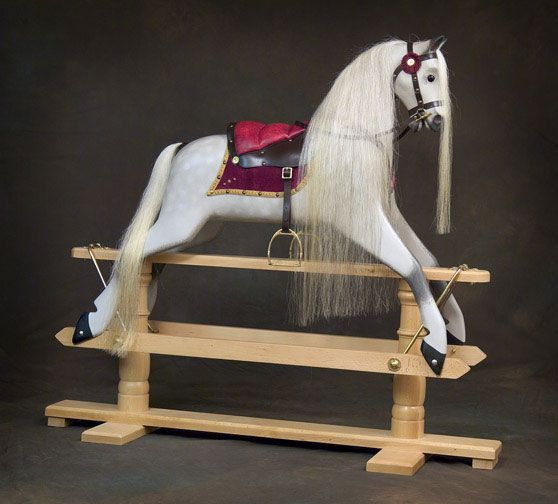 Rivelin rocking horse